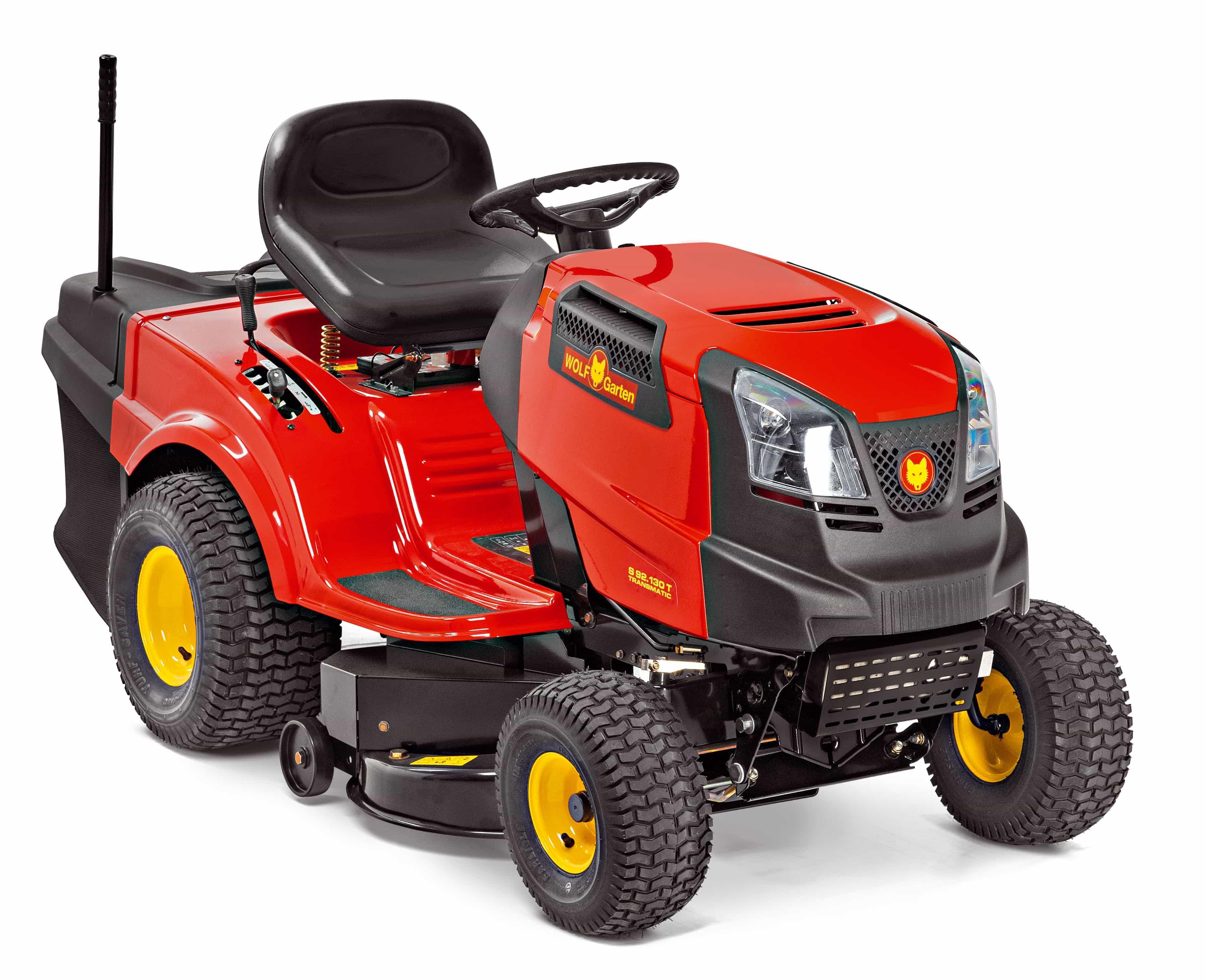 Trávny traktor so zadným vyhadzovaním 92.130 T