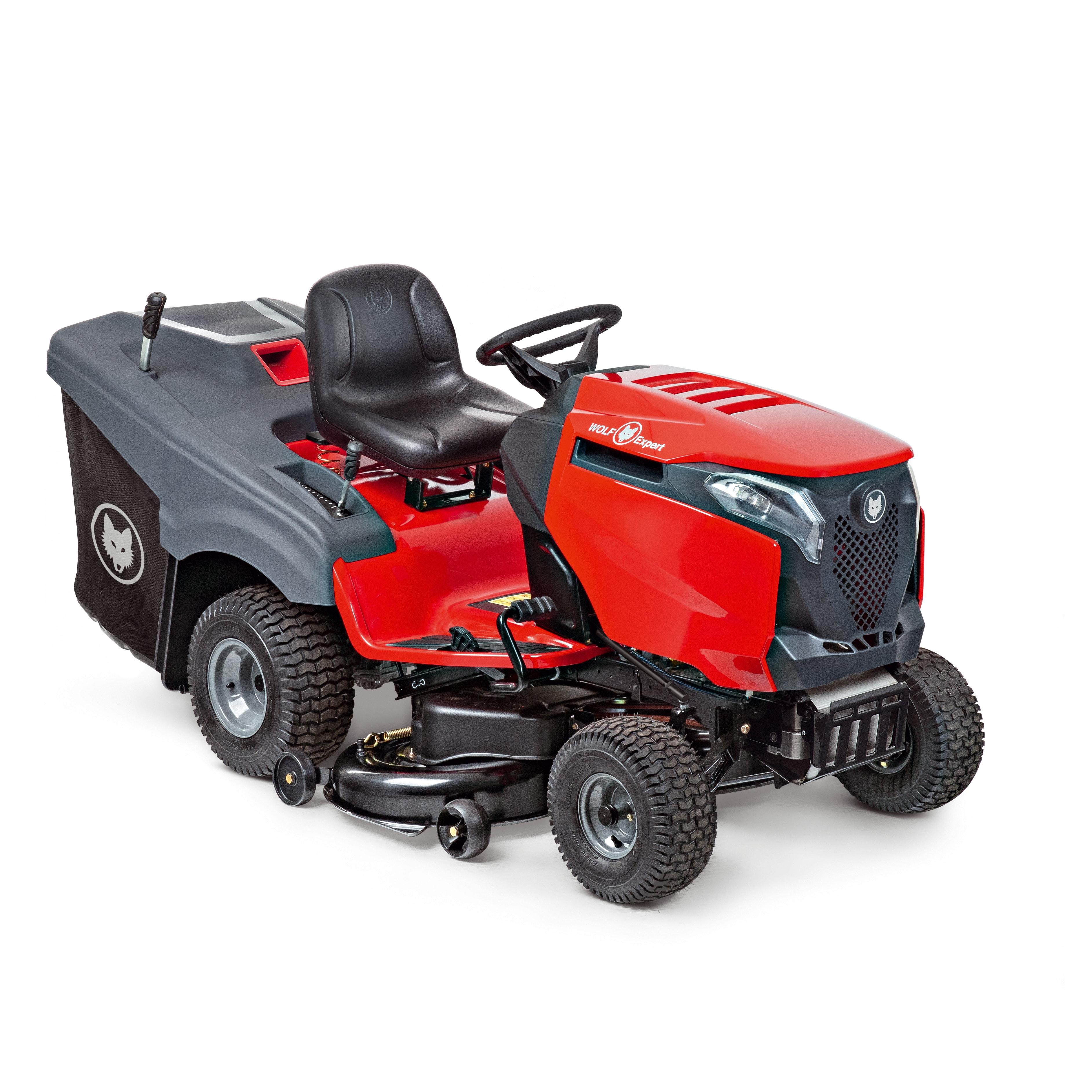 Trávny traktor so zadným vyhadzovaním ALPHA 106.185 H